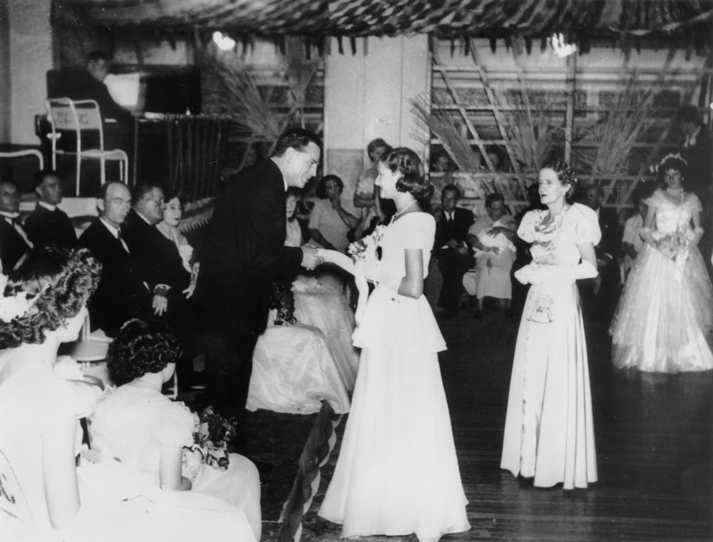 bailes de debutantes