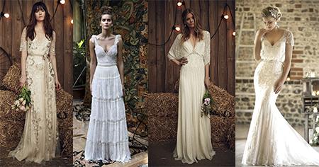 Vestido de noiva boho chic: tudo o que você quer saber sobre o estilo!