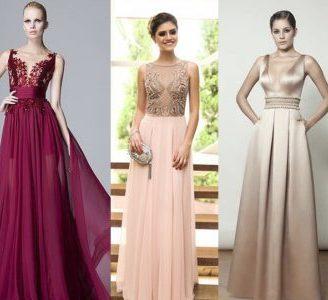 308855a48 Vestidos para formatura: quais são as tendências de cor?